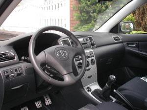 Interieur Dashboard bekleding Toyota Corolla